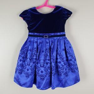 Jona Michelle Navy Dress Size 2